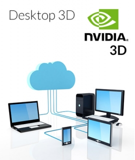 Cloud Desktop 3D offers